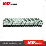 catena bianca del motociclo della catena dell'acciaio inossidabile 428h-108L