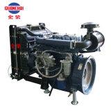 La lucha contra incendios de motor diesel de la bomba y motor Diesel Water-Cooled/ Motor Diesel QC490P