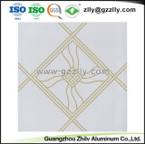 Décoration de rouleau de matériau de revêtement de construction de l'Impression Carte de plafond en aluminium