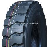 12r22.5 11r22.5 295/80r22.5 315/80r22.5 Radiaの雄牛駆動機構のトレーラトラックのタイヤ
