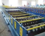 Высококачественные металлические рамы декорированных пол роликогибочная машина