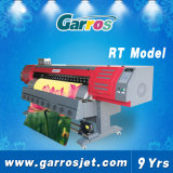 Imprimante à jet d'encre industrielle de toile d'affiche de couleur de grand format de fournisseur de la Chine avec la tête d'impression Dx5