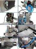 Полуавтоматная плоская машина для прикрепления этикеток для полиэтиленовых пакетов (MT-60)