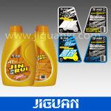 Kundenspezifischer Firmenzeichen-Drucken-Kosmetik-Aufkleber