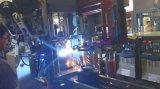 自動LPGシリンダー底ベース溶接機