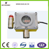 K500 de Aan de muur bevestigde Detector van het Lek van het Gas van Co van de Detector van het Lek van het Gas met Uitstekende kwaliteit