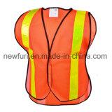 Оптовая торговля одеждой Workwear безопасности куртка беспорядок светоотражающие Майка принимать индивидуальные
