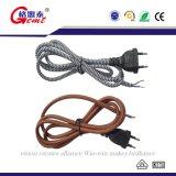 ラップトップ2plug ACケーブルのアダプターの電源のコードの充電器