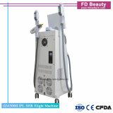 3 IPL van handvatten q-Schakelaar de Apparatuur van de Verwijdering van de Tatoegering van de Verwijdering van het Haar van de Laser