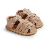 Moccasins ботинок ходоков мягкого малыша сандалий лета мальчика ребёнков первые