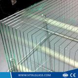 1.53mm het Duidelijke Glas van het Blad met CE& ISO9001