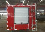 Isuzuは消防車4トンの水火1トンの泡のタンク車を消す