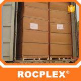 Compensato di plastica di Rocplex, fabbricazione/fabbrica, compensato marino antiscorrimento di 18mm