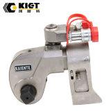 Llave inglesa de torque hidráulica ligera del mecanismo impulsor cuadrado con el material de acero
