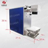 Малый гравировальный станок лазера настольный компьютер для алюминия