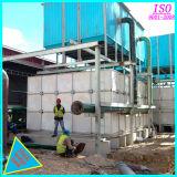 Serbatoio sezionale dell'acqua di SMC/GRP con il certificato di Wras