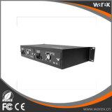 Блок карточки поставкы двойника AC220V pwr шлица 2U системы 16 шассиего Шкаф-mountable