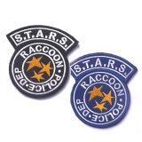 Parche bordado de militares de alta calidad para niño Ropa de Hombres chaqueta de jeans de hierro en la ropa apliques de tela de las insignias del Ejército DIY (YB-E-036)