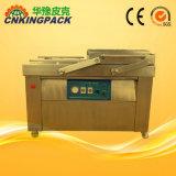 Alimentação automática de macarrão de arroz vegetais vedada a vácuo Máquina / máquina de embalagem a vácuo