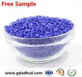 Riempitore blu Masterbatch di plastica di colore per il rivestimento