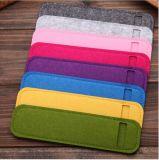 卸売のフェルト袋のための低価格の最上質のフェルトのiPad袋