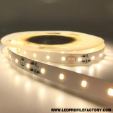 Bande d'éclairage LED de RVB, bande imperméable à l'eau flexible de DEL