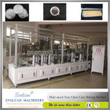 Safe Open Candy, Snacks Drum Cap Making Machine