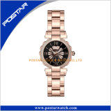De unieke Nieuwe Manier van de Bloem van het Horloge van het Ontwerp van de Douane Dame Watch
