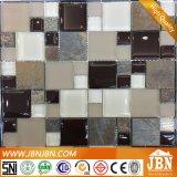 石、浴室の台所(M855123)のための陶磁器の組合せの冷たいスプレーのガラスモザイク