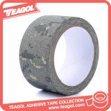 装飾的な軍隊は付着力の布テープ、布テープをごまかす