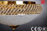 Kristalldecken-Lampe mit Kristalldekoration
