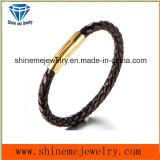Bracelet de cuir de qualité de bijou de corps (BL2868)