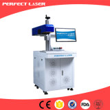 Inscription à grande vitesse de laser de carte de fibre de la haute précision 30W 50W