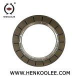 Metal-Bond алмазного шлифовального круга (Рабочий слой с искусственных каналов)