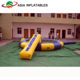 Base de salto da água a mais quente, Trampoline inflável da água para a venda