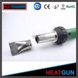 Kundenspezifische industrielle weichlötende Gewehr der Heißluft-3400W