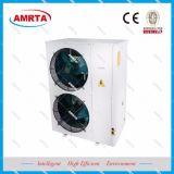 Condicionador de ar da bomba de calor da fonte de ar que funciona em baixo ambiental