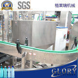 3 en 1 Plastic Machine van de Verzegelaar van de Capsuleermachine van de Flessenspoeler van het Water