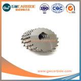 Hoja de sierra circular de carburo de tungsteno para trabajos en madera