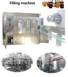 imbottigliamento di vetro 750ml, ricoprendo, linea di imbottigliamento di contrassegno per il vino della birra di spirito