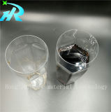 Copos de plástico descartáveis beer pong cálice