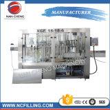 Água automática 3 em 1 máquina do capsulador do enchimento de Rinser