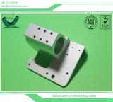 Piezas de aluminio que trabajan a máquina de la precisión grande del CNC (XY-002)