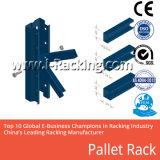 Rekken van de Pallet van Jiangsu Nanjing van hoge Prestaties het Regelbare