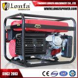 5kw 8500W 220V elektrischer Anfangsbenzin-Generator mit Batterie
