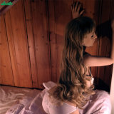 158cmの小さい胸の大人の新しい性のおもちゃのバイブレーターのShemale愛人形