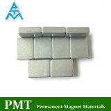 N35 25X20X7mm Block NdFeB Magnet mit Neodym-magnetischem Material