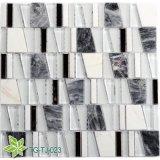 Tb148 mosaicos decorativos de flores de porcelana líquida de azulejos de cerámica para interiores en China