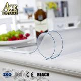 Super Clear Film PVC transparent en verre pour mur/balcon/rideau de porte