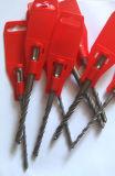 Foret de marteau, Marteau perforateur SDS-Plus peu avec finition de sablage au jet à tête plate